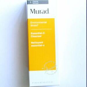 Murad Environmental Shield Essential-C Cleanser 6.75oz/200ml Full Size