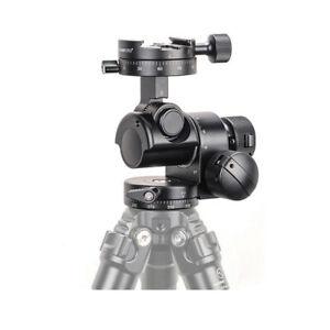 SUNWAYFOTO GH-PRO II Tripod Gear Head Panoramic for Canon Sony DSLR Camera Ku