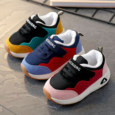Toddler Infant Kids Baby Girls Boys Mesh Breathable Sport Running Shoes Sneakers