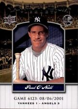 2008 Upper Deck Yankee Stadium Legacy Collection #6123 Paul O'Neill (REF 19072)