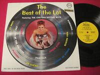 RARE LATIN LP - CHA CHA CHA - THE BEST OF THE LOT - FIESTA FLP 1220