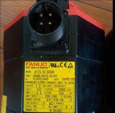 Used Fanuc  Servo Motor A06B-0075-B103