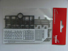 Herpa 053457 Gartenmauern mit Zaunelementen und Toren Bausatz H0 1:87 Neu