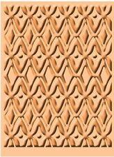 Cuttlebug A2 African Batik Embossing Folder  NEW