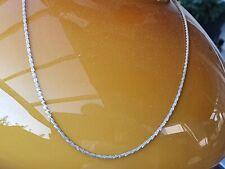 Kette Weißgold 585 Gold 14K 45cm