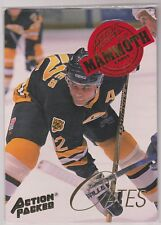 1994 Action Packed Mammoth Boston Bruins #MM4 Adam Oates 00038/25000