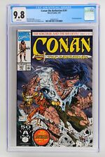 Conan The Barbarian #241 - Marvel 1991 CGC 9.8 Red Sonja appearance.