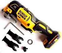 New Dewalt DCS355 20V Cordless Brushless Oscillating MultiTool 20 volt Tool Only