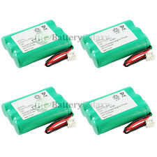 4 NEW Cordless Home Phone Rechargeable Battery for V-Tech Model 27910 2,200+SOLD