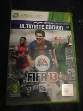 Fifa 13 Ultimate Edition Xbox 360 Game Boxed PAL Football