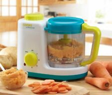Cooks Professional Electric Baby & Toddler Food Blender Processor Steamer Maker