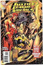 Justice League of America #20 (Jun 2008, DC) NM