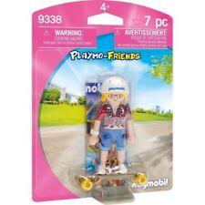 Playmobil - adolescente con skate.