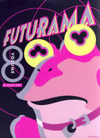 Futurama, Vol. 8 New DVD