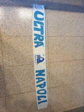 Ultras Napoli Sciarpa Ultra Bufanda Echarpe Ultra