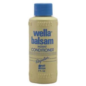 Wella Balsam Instant Conditioner, 2 oz. Rare Original Wella Balsam Travel Size