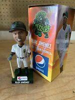 ELOY JIMENEZ Chicago White Sox MILB Eugene Emeralds Bobblehead SGA NIB MLB