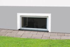 Insektenschutz Fenster Ungezieferschutz Nagerschutz Bissfest 100x60 cm in Weiß