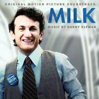 Milk - Original Soundtrack - Danny Elfman (2008)  CD  NEW/SEALED  SPEEDYPOST