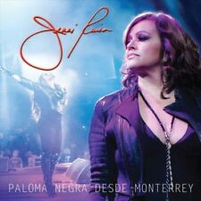 Jenni Rivera - Paloma Negra Desde Monterrey [New & Sealed] CD