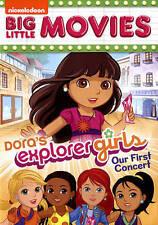 LOT OF 5 Kiddie DVDs ** Angelina ** DORAS EXPLORER GIRLS **Sealed