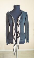Louis Vuitton Silk Darkblue Sweater Size S