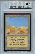 MTG Arabian Nights Desert BGS 8.5 NM-MT+ Card Magic the Gathering WOTC 2879