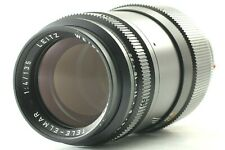 ✈FedEx✈【 EXC +5 】 Leica Leitz Wetzlar Tele-Elmar M 135mm f/4 M Mount From JAPAN