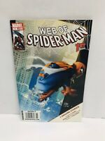 Web of Spiderman #1 - December 2009 - Marvel - Kaine in Echoes 1st Edition