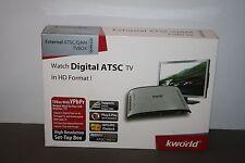 Kworld SA290-QLE , ATSC / QAM HD TV box for Monitor Ypbpr