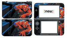 322 Vinyl Decal Skin Sticker Game for Nintendo New 3DS XL 2015