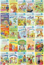 BERENSTAIN BEARS Children's Paperback Series LEVEL 1 Readers Collection 1-25