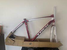 2013 Trek Lexa SLX Road Bike FrameSet 52cm Small WSD ISO Speed Carbon Fork Women