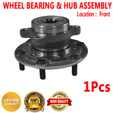 FRONT Wheel Hub & Bearing Assembly for ISUZU AXIOM 02-04 RODEO 4WD RWD