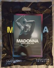 Madonna Sticky & Sweet Tour Program Mint w/gift bag