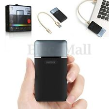 REMAX SSD Mobile Mini Portable Solid State Disk Hard Drive USB-C Type-C w/ Cable