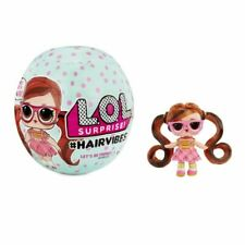L.O.L. Surprise! Hairvibes Dolls with 15 Surprises and Mix & Match Hair Pieces (564751E7C)