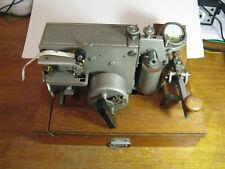 Morse Telegraph Apparatus