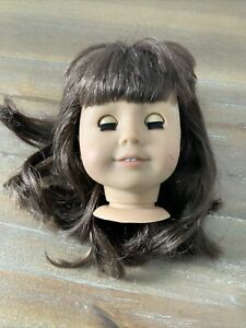 American Girl Pleasant Company Brunette Head #23403 Samantha