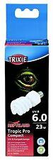 Trixie 76034 Tropic Pro Compact 6.0, UV-B Kompaktlampe ø 60 × 152 mm, 23 W