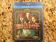 Pirates of the Caribbean:Dead Man's Chest (Blu-ray/DVD,2006,3-Disc)NEW Authentic
