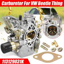 Carburetors For 1972 Volkswagen Transporter For Sale Ebay