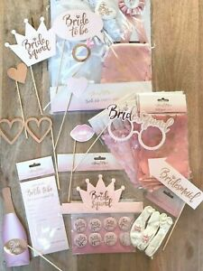 Hen Party Sashes Bride To Be Sash Wedding Girls Night Out Hen do Party UK Seller