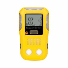 BW Technologies BWC4-Y-N Clip4, 4-gas (Combustible, O2, H2S, CO) Detector
