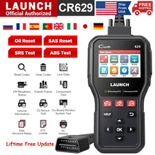 New! LAUNCH X431 CR629 Creader OBD2 Car Engine ABS SRS Airbag Diagnostic Scanner