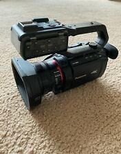 Panasonic Hc-X1500 4K Pro Camcorder with 24X Optical Zoom + Accessories
