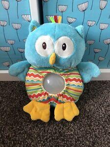 ELC Blossom Farm Otis Owl Lullaby Night Light Early Learning Centre Nightlight