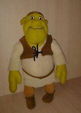 """2004 Dreamworks  Shrek 2 Shrek Ears and Shrek S Design Plush 12"""""""