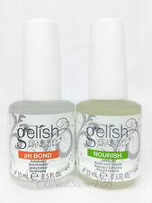 Harmony Gelish- pH Bond DEHYDRATOR (Prep)+ NOURISH Cuticle Oil .5oz/15ml