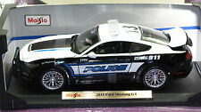 2015 MUSTANG GT POLICE CAR BLACK&WHITE NIB